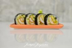 Fotografia kulinarna - sushi