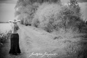 Kobieca plenerowa sesja zdjęciowa | Fotografia Gdańsk, Gdynia, Sopot