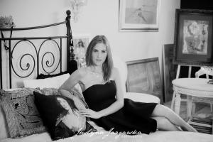 Kobieca sesja zdjęciowa