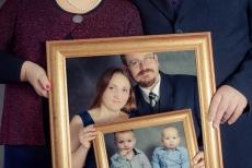 Rodzinna sesja fotograficzna