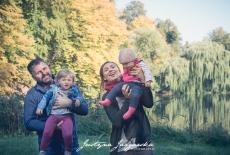 Plenerowa rodzinna sesja zdjeciowa